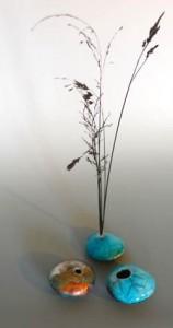 ikebana svartgräs